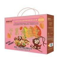 泼猴小圣坚果大礼包休闲食品零食礼盒装