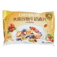 谷物源 水果谷物牛奶麦片 30g