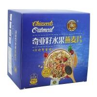 谷物源 奇亚籽水果燕麦片240g
