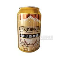 金小麦啤酒300ml