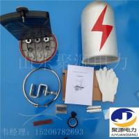 ADSS光缆24芯接头盒 架空接头盒 铝合金光缆接头盒