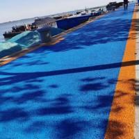透水混凝土-彩色透水混凝土-露骨料透水混凝土-高承载透水艺术地面-植草地坪