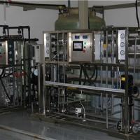 供应河南汽车零部件清洗edi光学镜片超纯水设备装置厂家直销