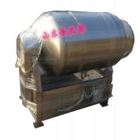 厂家现货供应不锈钢真空滚揉机斩拌机盐水注射机烟熏炉肉类食品机械