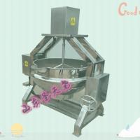 现货供应不锈钢炒锅夹层锅蒸煮锅可倾斜立式酱料煮粥餐厅食堂专用