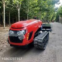 高科技遥控田园微耕机智能开沟机设备